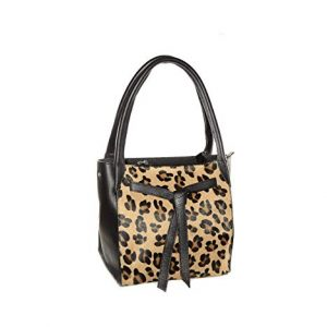 MADE IN ITALY BORSA LEO10 NERA - MultiColor, Donna